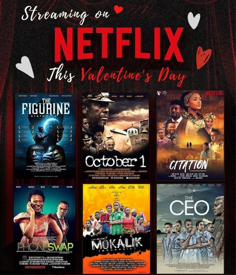 Our Movie Recommendations to Get You Through Valentine's Day