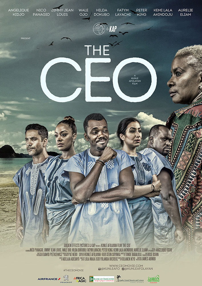 Can You Name Every One of these Characters From The CEO? Take this Quiz to Find Out.