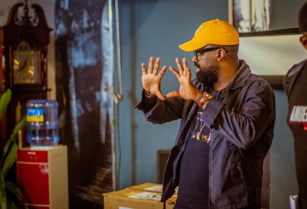 Another Season Of Film Master Class With Kunle Afolayan