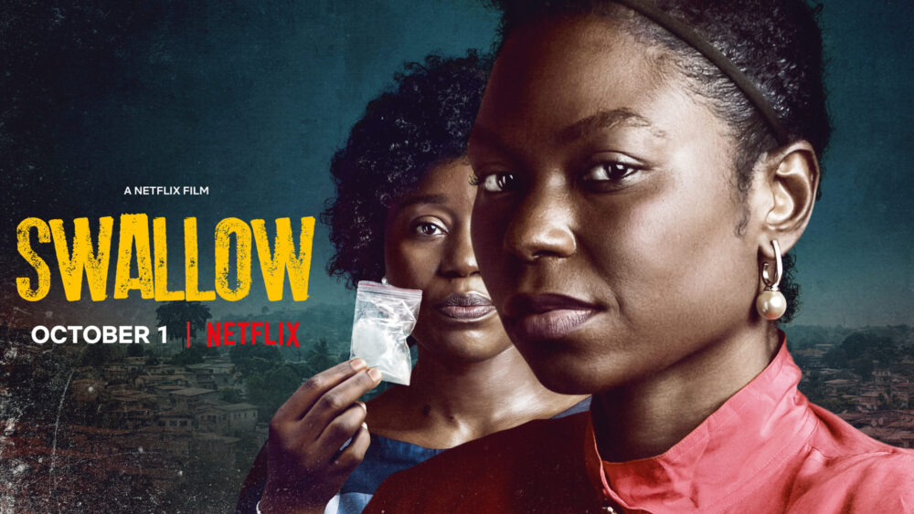 Netflix Announces Release date and Teaser for the movie Swallow