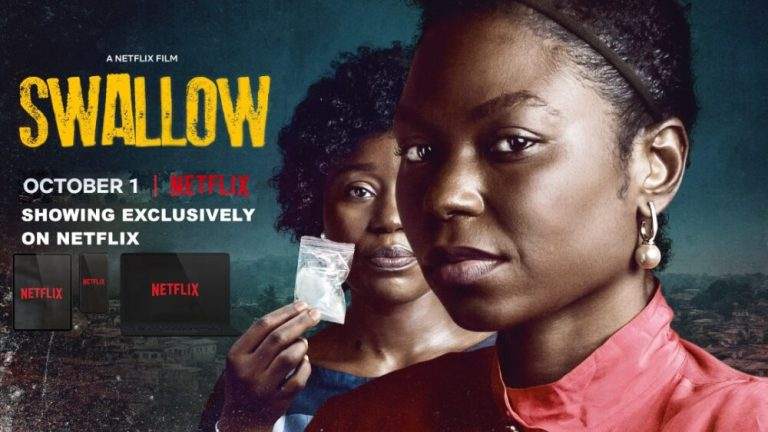 An Exclusive Clip from Swallow