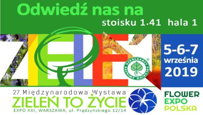 Grupa Kapias - Wystawa Zieleń to Życie 2019