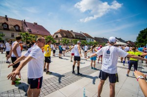 Grupa Kapias - Bieg Pszczyński 05.06.2016; źródło: pless.pl