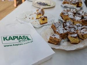 Grupa Kapias - wizyta czeskich szkółkarzy