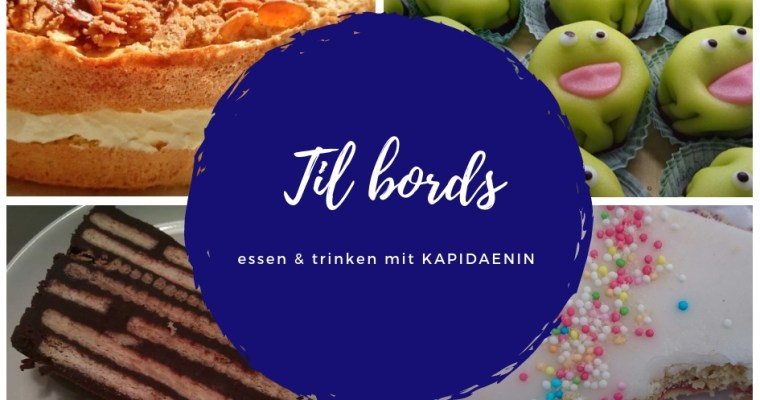 Flødebolle – Eine dänische Leckerei