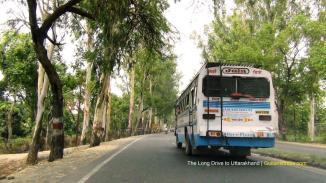 6_The Long Drive to Uttarakhand