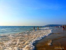 Calangute Beach View Image