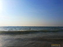 The Calangute Beach Image