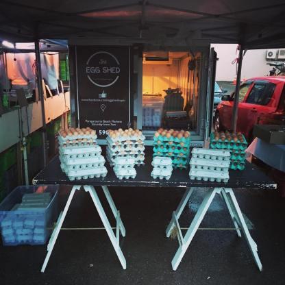 Egg Shed Paraparaumu Market