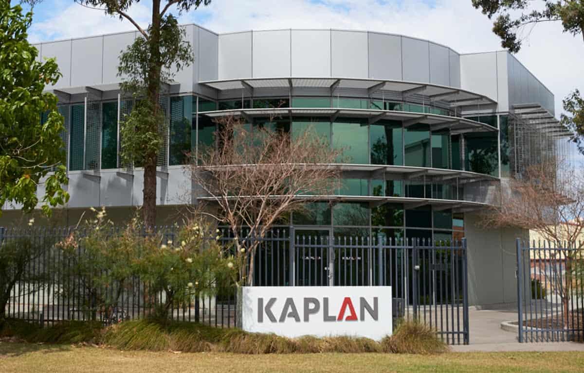 Kaplan Office Entrance