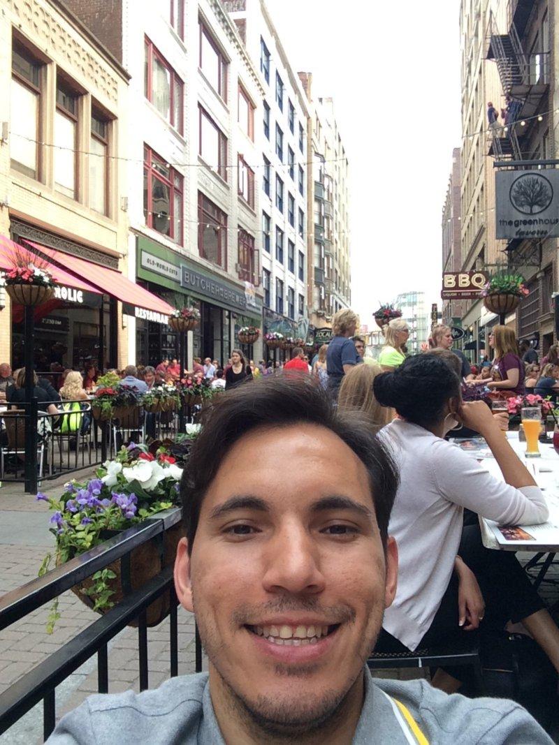 amerika-macsaati-cleveland-cavaliers-selfie-gulumse-happylife-honeymoon