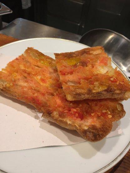domatesli ekmekler