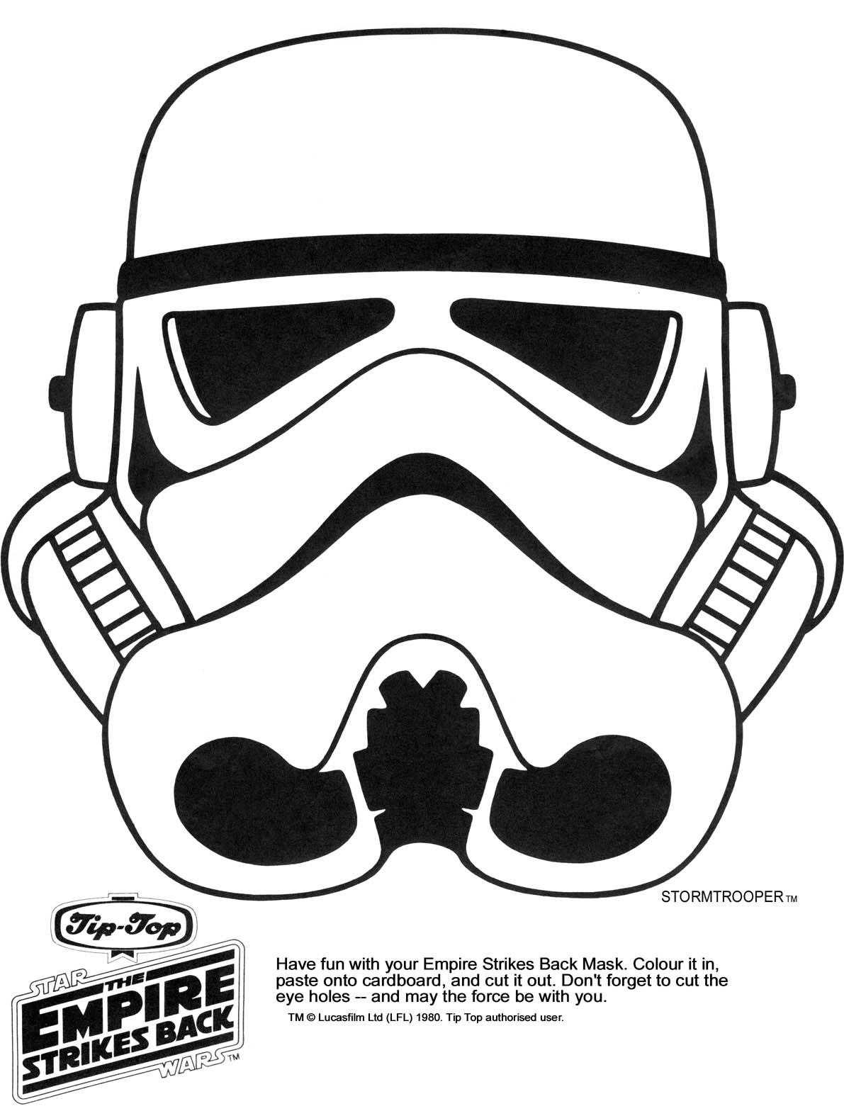 K S Star Base Star Wars Printable Masks Kaplan S Page