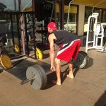 Weight Lifting with Kids