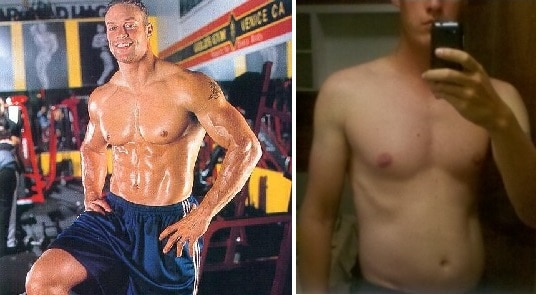 Body fat comparisons