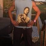 Gabe Kapler power posing