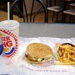 Burger King combo