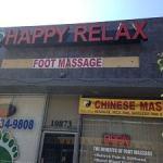Massage spot