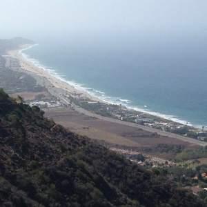 Malibu landscape