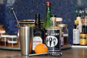 Cocktail mis en place