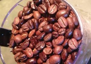 Gabe Kapler's coffee beans