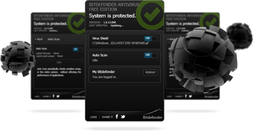 Descargar Bitdefender Antivirus Free Edition