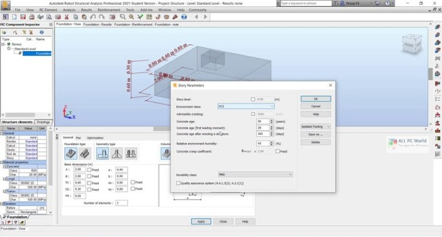 Autodesk Robot Structural Analysis Professional 2021 Descargar