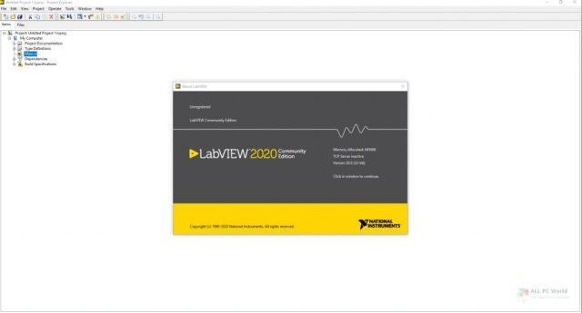 Descargar NI LabVIEW 2020 v20.0