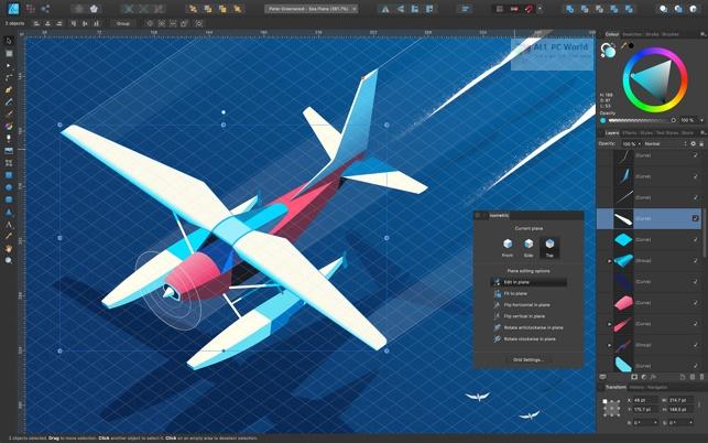 Affinity Designer 1.8.3