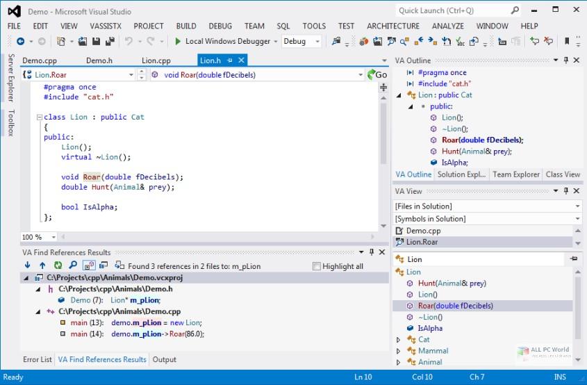 Descargar Visual Assist X 10.9 gratis