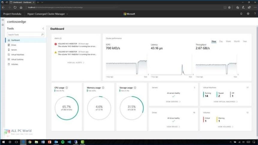 Descarga gratuita de Microsoft Windows Server 2019