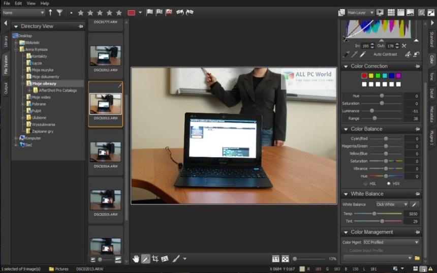 Corel AfterShot Pro v3.5
