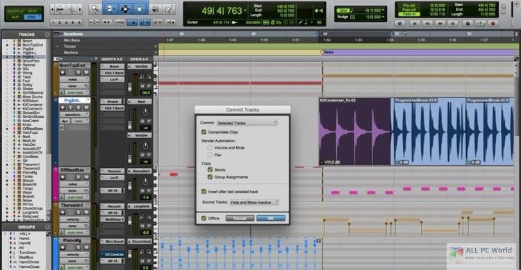 Descarga Avid Pro Tools 12.3