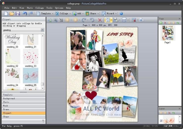 Revisión de Picture Collage Maker Pro