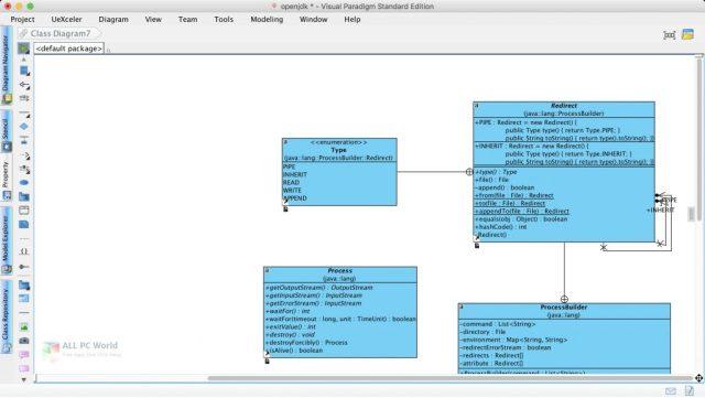 Descarga de Visual Paradigm Enterprise 16.2 con un clic