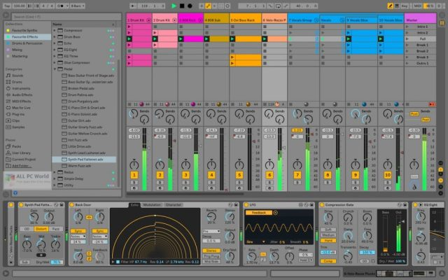 Enlace de descarga directa de Ableton Live Suite 10.1.25
