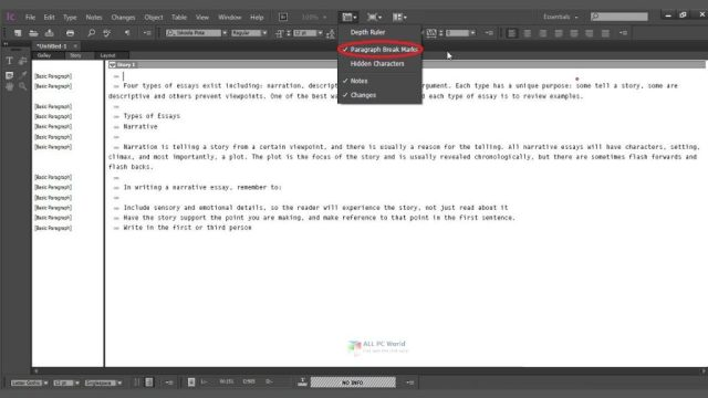 Descargar Adobe InCopy CC 2021 v16.0