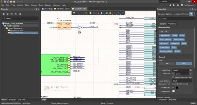 Descarga gratuita de Altium Designer 2020 v20.2