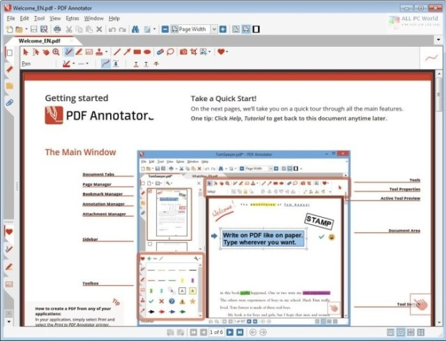 Descarga directa de PDF Annotator 8.0