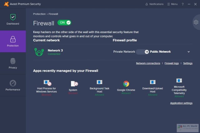 Descarga de Avast Premium Security 20.8 con un clic