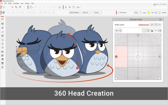 Reallusion Cartoon Animator 4.3 Enlace de descarga directa
