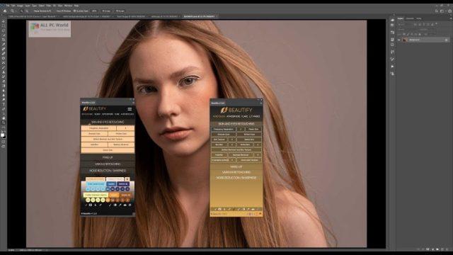 Embellecer para Adobe Photoshop 1.6 Descarga con un clic