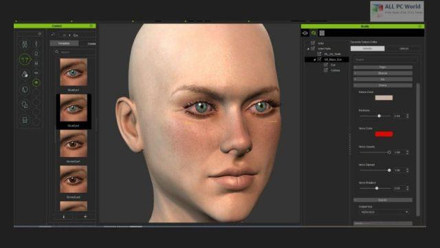 Reallusion Character Creator 3.31 Enlace de descarga directa
