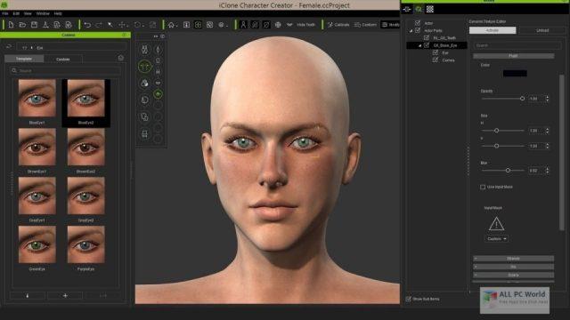 Reallusion Character Creator 3.31 Descargar