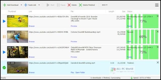 Vitato Video Downloader Pro 3.25 Descarga con un clic