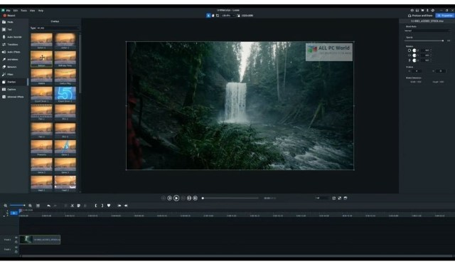 ACDSee Luxea Video Editor 5.0 Descarga con un clic