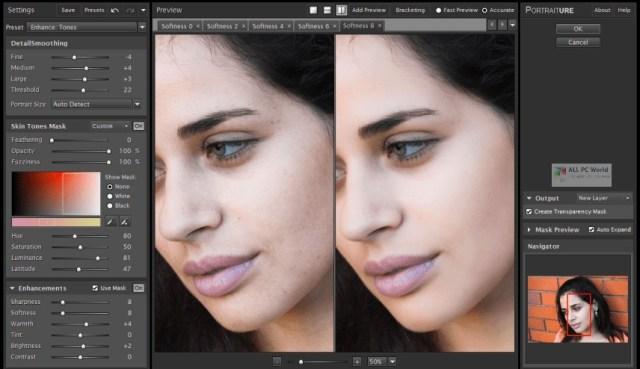 Imagenomic Portraiture 3.5.4 para el enlace de descarga directa de Adobe Photoshop