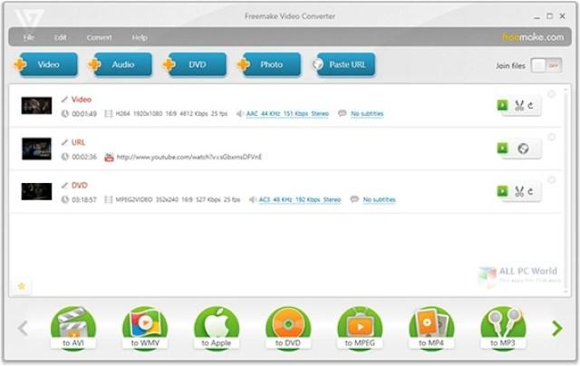 Freemake Video Converter 2020 v4.1 Configuración sin conexión