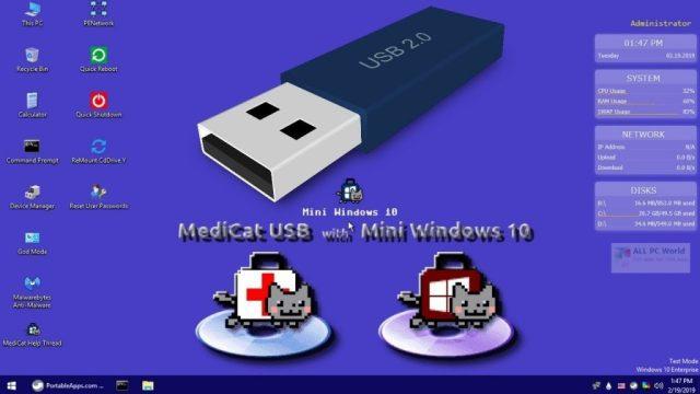 Descarga gratuita de MediCat USB 20.07