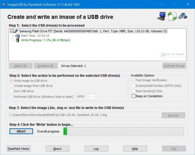 MediCat USB 20.07